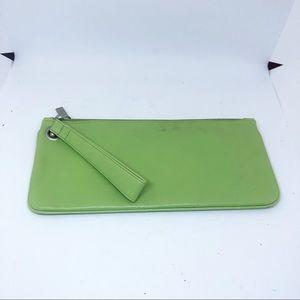 Hobo Green Vita Wristlet